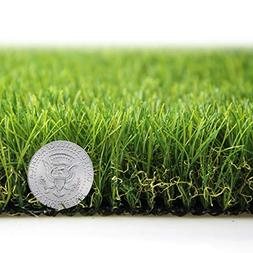 Artificial Grass Turf Lawn Fake Grass Mat Thick Synthetic Tu