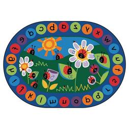 Carpets for Kids 2006 Circletime Ladybug Kids Rug Size: Oval