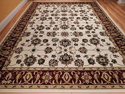Large Rugs Cream Area Rug Living Room 8x10 Clearance Under 1