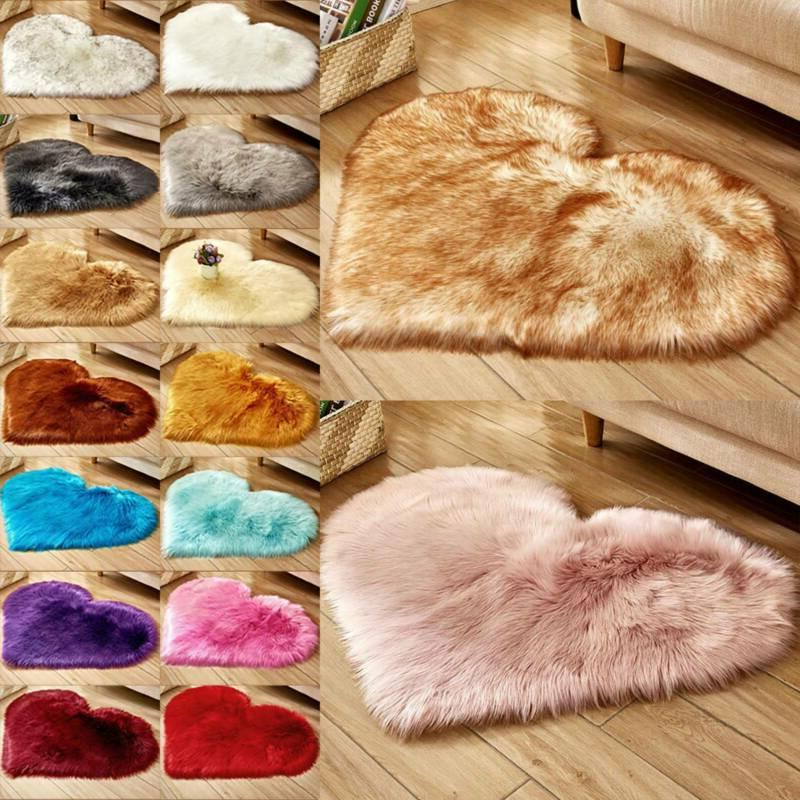 Luxury Fluffy Rug Area Rugs Soft Floor Mats