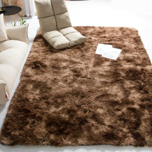 Shaggy Area Carpet Bedroom Soft Fully Large 120x160cm