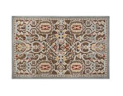 """Home Dynamix Maplewood 36"""" x 55"""" Washable Accent Rug in Taup"""