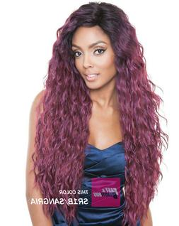 RCP809 MERIGOLD  - Red Carpet Synthetic Lace Front Wig LONG
