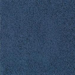 Carpets for Kids Soft Solids KIDply Midnight Blue Area Rug