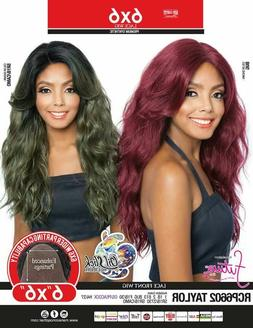 TAYLOR -  Mane Concept Synthetic Red Carpet 6X6 Lace Front W
